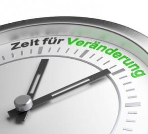 Time for change – Die richtige Zeit für den Jobwechsel