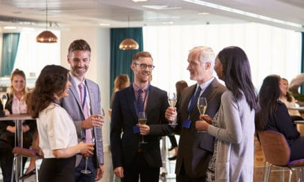 Business-Networking:  Vom Smalltalk zum Business-Talk