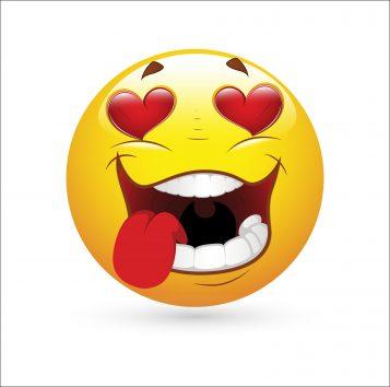 Emojis – Das grinsende gelbe Grauen