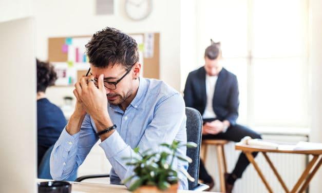 Negative Menschen: Lassen Sie sich nicht frustrieren